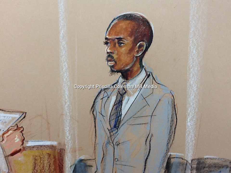 23 year old Phillip Simelane is to be detained indefinitely after the random murder of a school girl on a bus in Birmingham.<br /> Here sentenced by Justice Thirlwall