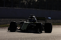 February 18, 2019 - Barcelona, Barcelona, Spain - Daniel Ricciardo from Australia with 03 Renault F1 Team RS19 in action during the Formula 1 2019 Pre-Season Tests at Circuit de Barcelona - Catalunya in Montmelo, Spain on February 18. (Credit Image: © Xavier Bonilla/NurPhoto via ZUMA Press)