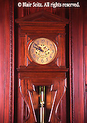 PA Capitol Complex, House Speaker's Office, Antique Clock, Harrisburg, Pennsylvania