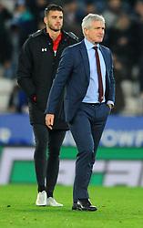 Southampton manager Mark Hughes - Mandatory by-line: Nizaam Jones/JMP- 27/11/2018- FOOTBALL - King Power Stadium- Leicester, England - Leicester City v Southampton - Carabao Cup