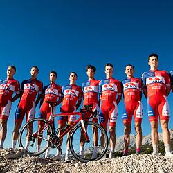 20200130: SLO, Cycling - Team KK Adria Mobil before new season