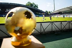 football match between NK Maribor and NK Krskor in Round #36 of Prva liga Telekom Slovenije 2016/17, on May 27th, 2017 in Ljudski Vrt, Maribor, Slovenia. Photo by Grega Valancic / Sportida
