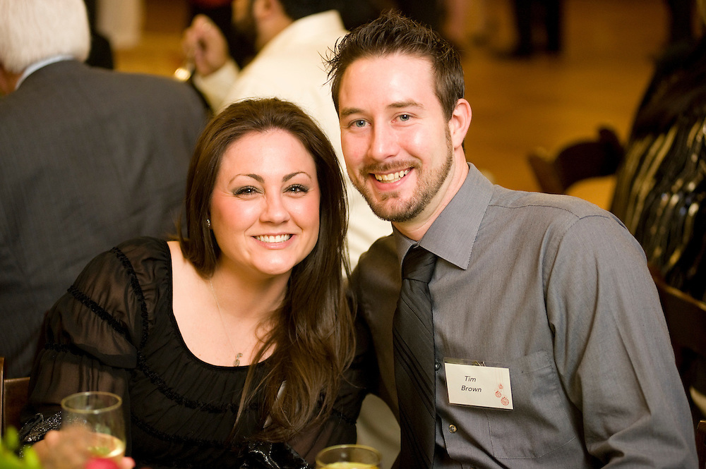 Photograph from the 2012 Transwestern Holiday Celebration at the Downtown Library in Houston, Texas