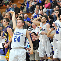 2.15.2013 Lakeview at Midview Boys Varsity Basketball