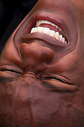 Belo Horizonte_MG, Brasil...Copa Kaiser de Futebol Amador de Belo Horizonte. Contusao em jogador da primeira Copa Kaiser de Futebol Amador em Belo Horizonte, Minas Gerais.. .The Kaiser Cup of Amateur Football in Belo Horizonte. Player Contusion of the first Kaiser Cup in Belo Horizonte, Minas Gerais...Foto: NIDIN SANCHES / NITRO