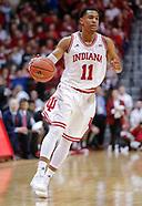 NCAA Basketball - Indiana Hoosiers vs Ohio State Buckeyes - Bloomington, In