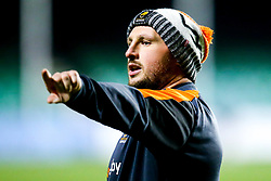 Worcester Warriors Academy Forwards Transition Coach And Warriors Women Forwards Coach Mike Hill - Mandatory by-line: Robbie Stephenson/JMP - 16/12/2019 - RUGBY - Sixways Stadium - Worcester, England - Worcester Cavaliers v Wasps A - Premiership Rugby Shield