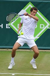 ALBERT RAMOS VINOLAS SPAIN, The Boddles Tennis Tournament,  Stoke Park Bucks, 29th June 2017<br /> Photo:Mike Capps