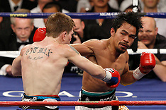 May 2, 2009: Manny Pacquiao vs Ricky Hatton