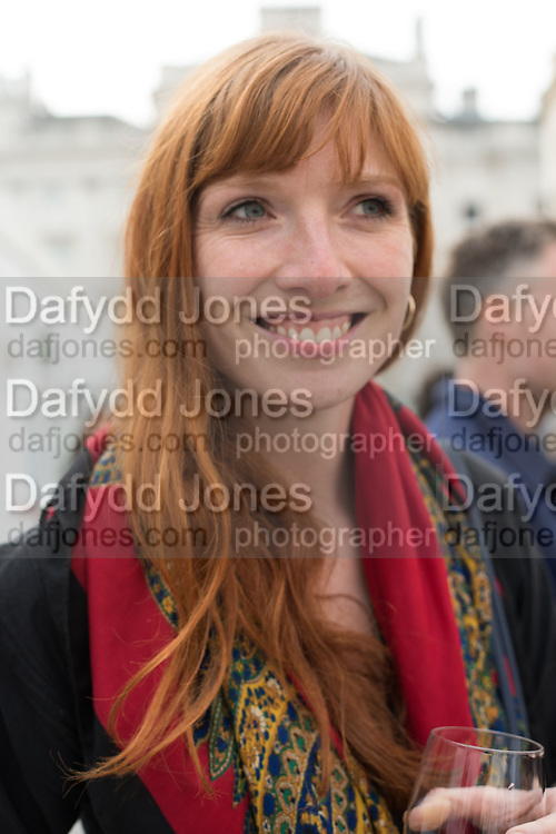CHLOE DEWE MATTHEWS, Opening of Photo London, 2018. Somerset House. London. 16 May 2018