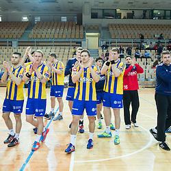20150328: SLO, Handball - Pokal Slovenije, RK Celje Pivovarna Lasko v Dol TKI Hrastnik