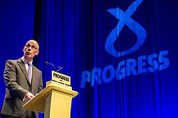 Pictured: John Swinney, MSP, Deputy First Minister<br />  <br /> The members of the SNP gathered in the Scottish Events Centre in Glasgow for their annual conference.<br /> <br /> Ger Harley | EEm 8 October 2017