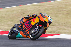 June 9, 2017 - Barcelona, Catalonia, Spain - MotoGP - Pol Espargaro(Spa), Red Bull Ktm Factory Racing Team during the MotoGp Grand Prix Monster Energy of Catalunya, in Barcelona-Catalunya Circuit, Barcelona on 9th June 2017 in Barcelona, Spain. (Credit Image: © Urbanandsport/NurPhoto via ZUMA Press)