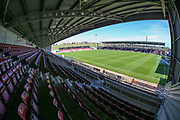 Sixfields Stadium, home of Northampton Town during the EFL Sky Bet League 2 match between Northampton Town and Forest Green Rovers at Sixfields Stadium, Northampton, England on 13 October 2018.