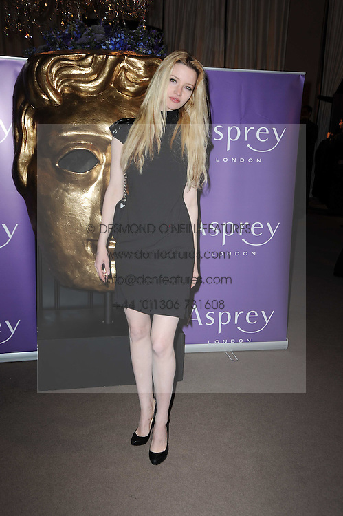 Talulah Riley at the Orange BAFTA's Nominees party held at Asprey, 165 New Bond Street, London on 20th February 2010.