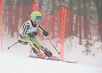 U 10 racers Gus Pitou Memorial alpine ski race January 13, 3013.