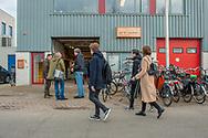 Werkspoorkwartaal Voorjaar 2018 in de Schaverij, Utrecht