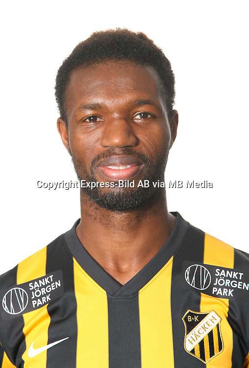 Mohammed Abubakari<br /> Halvfigur<br /> @Leverans<br /> Allsvenskan 2016<br /> Fotboll