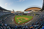 SEATTLE, WA- APRIL 25: A general view of Safeco Field during a game between the Seattle Mariners and the Minnesota Twins on April 25, 2015 in Seattle, Washington. The Twins defeated the Mariners 8-5. (Photo by Brace Hemmelgarn) *** Local Caption ***