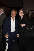 ANISH KAPOOR; SOPHIE WALKER, Collector's preview of PAD. Berkeley Sq. London. 8 October 2012.