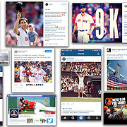 Photographs: Branding For Social Media Campaigns - Various Years.