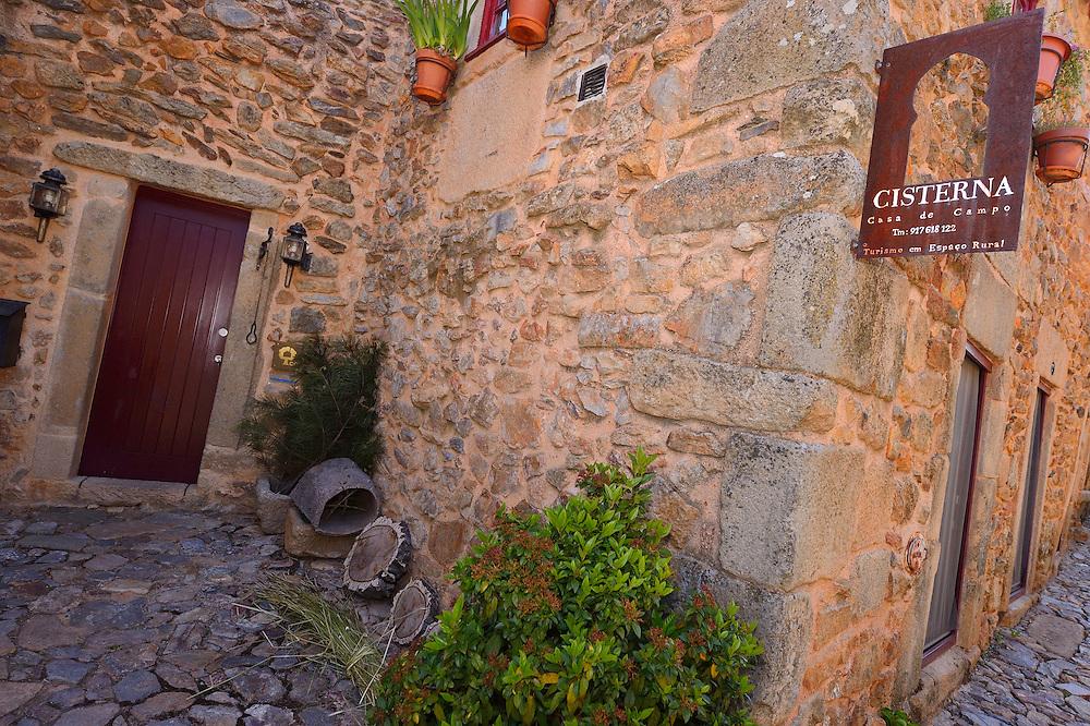 Casa Cisterna Bed and Breakfast. Near  the Faia Brava reserve, Coa valley, Portugal, Western Iberia rewilding area
