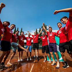 20200628: SLO, Tennis - Finale Telemach 1. zenske lige v Kranju