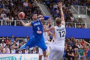 DESCRIZIONE : Trento Nazionale Italia Uomini Trentino Basket Cup Italia Germania Italy Germany <br /> GIOCATORE : Alessandro Gentile<br /> CATEGORIA : passaggio<br /> SQUADRA : Italia Italy<br /> EVENTO : Trentino Basket Cup<br /> GARA : Italia Germania Italy Germany<br /> DATA : 01/08/2015<br /> SPORT : Pallacanestro<br /> AUTORE : Agenzia Ciamillo-Castoria/R.Morgano<br /> Galleria : FIP Nazionali 2015<br /> Fotonotizia : Trento Nazionale Italia Uomini Trentino Basket Cup Italia Germania Italy Germany