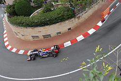 Mark Webber Red Bull Racingat the Monaco Formula One Grand Prix at the Circuit de Monaco, Sunday May 27, 2012 in Monte Carlo, Monaco. Photo By Imago/i-Images