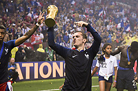 07 ANTOINE GRIEZMANN (FRA)  TROPHEE<br /> <br /> SOCCER : France vs Croatia - World Cup 2018 - Final - 07/15/2018<br /> Frankrike - Kroatia<br /> <br /> Norway only