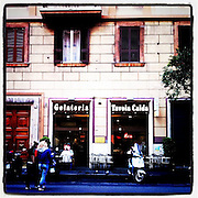 A gelateria (ice cream shop) in Rome. (Sam Lucero photo)