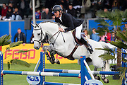Jeroen Dubbeldam - Quality Time Tn<br /> Nederlands Kampioenschap Springen 2013<br /> © DigiShots