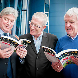 Scotland 74   Book launch Hampden   12 May 2014