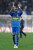 "Mohamed Sissoko (Juventus)<br /> Roma 18/1/2009 Stadio ""Olimpico"" <br /> Campionato Italiano Serie A 2008/2009<br /> Lazio Juventus (1-1)<br /> Foto Andrea Staccioli Insidefoto"