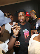 Pete Rock at The Rock The Bells Presents Reflection Eternal held at  BB KIngs on August 28, 2009 in New York City