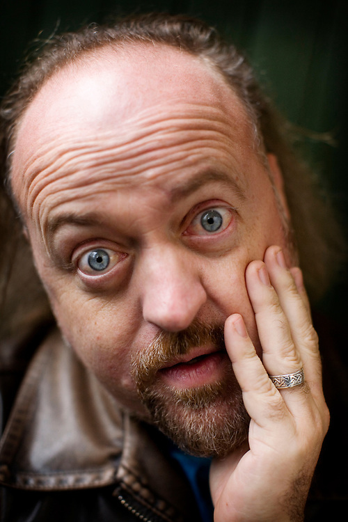 Bill Bailey who has a new show on in London this month. London. UK