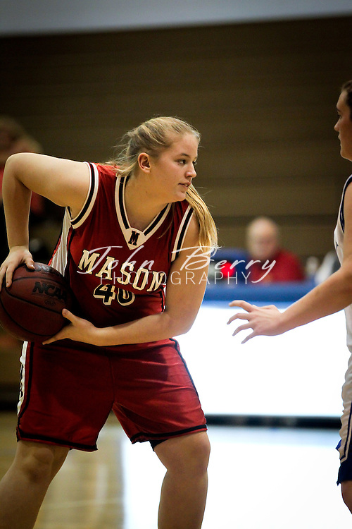 January/13/11:  MCHS JV Girls Basketball vs George Mason Mustangs.  Madison lost to Mason 37-14.