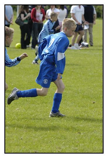Basingstoke Colts FC Tournament. Sun 4-6-2006.