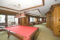 Billiard Space at 45 Wall Street