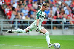 Dean Henderson of Sheffield United in action- Mandatory by-line: Nizaam Jones/JMP- 15/09/2018 - FOOTBALL - Ashton Gate Stadium - Bristol, England- Bristol City v Sheffield United -Sky Bet Championship