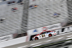 March 3, 2017 - Hampton, Georgia, United States of America - March 03, 2017 - Hampton, Georgia, USA: Ryan Blaney (21) takes to the track to practice for the Folds of Honor QuikTrip 500 at Atlanta Motor Speedway in Hampton, Georgia. (Credit Image: © Justin R. Noe Asp Inc/ASP via ZUMA Wire)