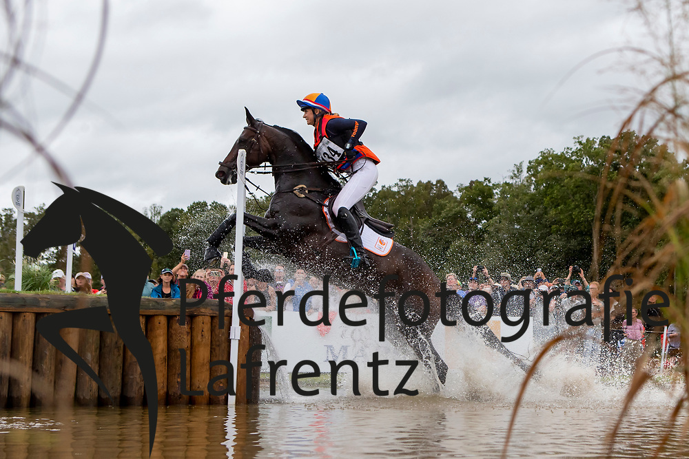 KROEZE Renske (NED), Jane Z<br /> Tryon - FEI World Equestrian Games™ 2018<br /> Vielseitigkeit Teilprüfung Gelände/Cross-Country Team- und Einzelwertung<br /> 15. September 2018<br /> © www.sportfotos-lafrentz.de/Dirk Caremans