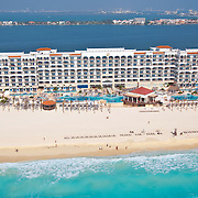 Aerial View of the Real Resorts.<br />