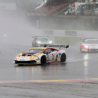 #33, Lamborghini Huracán, Bonaldi Motorsport, F.Spengler , Lamborghini BlancPain Super Trofeo 2015