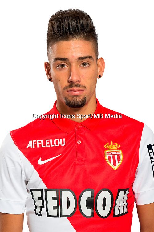 Yannick FERREIRA CARRASCO - 29.08.2014 - Photo officielle Monaco - Ligue 1 2014/2015<br /> Photo : Stephane Senaux / AS Monaco / Icon Sport