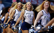 INDIANAPOLIS, IN - FEBRUARY 19: Butler Bulldogs dancers are seen during the game against the DePaul Blue Demons at Hinkle Fieldhouse on February 19, 2017 in Indianapolis, Indiana. (Photo by Michael Hickey/Getty Images)