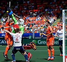 20140613 NED: WK Hockey Halve Finale Nederland - Engeland, Den Haag