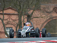#66 Jack WOLFENDEN Reynard FF88  during Avon Tyres Formula Ford 1600 Northern Championship - Pre 90 as part of the BRSCC Oulton Park Season Opener at Oulton Park, Little Budworth, Cheshire, United Kingdom. March 24 2018. World Copyright Peter Taylor/PSP.