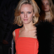 London,England,UK. 21th Fen 2017. Charlotte Carroll attends London Fabulous Fund Fair hosted by Natalia Vodianova and Karlie Kloss in support of The Naked Heart Foundation on February 21, 2017 at The Roundhouse in London, England.,UK. by See Li