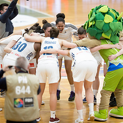20180214: SLO, Basketball - FIBA Women's EuroBasket 2019 Qualifiers, Slovenia vs Romania